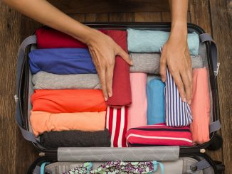 pack efficiently for travel